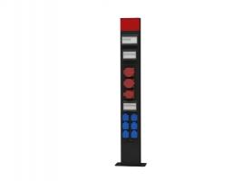 Энергетическая колонна (щит напольный)
