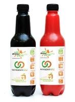 Энергетические напитки с логотипом