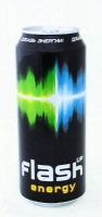 Энергетический напиток Флеш ж/б 0,45 л