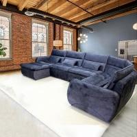 Эстетик диван модульный (с секцией для сна)