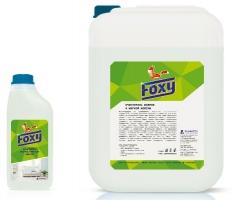F-004. Нейтральный очиститель для ковров и мягкой мебели.