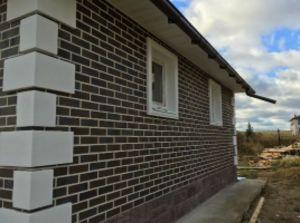 Фасадные термопанели на основе пенопласта