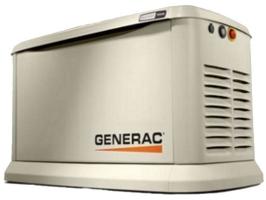 Газовый электрогенератор Generac модель GA7145 10кВА