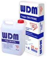 ГИДРО SM-PRIME+АСRIL Цементно – полимерная смесь
