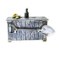 Горчичница «Барная стойка» с ложкой
