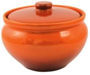 Горшочек традиционный керамический