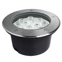Грунтовый светодиодный светильник 12W GR-12160R