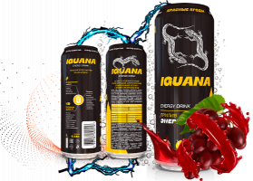 IGUANA RED BERRIES