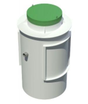 Качественный септик Тополь 9 для дома на 8-9 человек