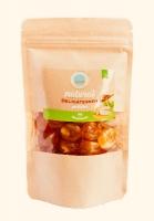Карамель с медом и орехом Naturals 150 гр (крафт пакет)