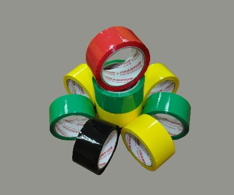 """Клейкие ленты упаковочные """"скотч"""" для ручной и автоматической упаковки"""