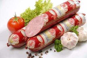 Колбаса в ассортименте