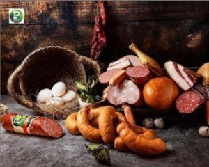 Колбасные изделя и деликатесы