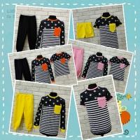 Комплект футболка+брюки(кулир) Размер с 86-140