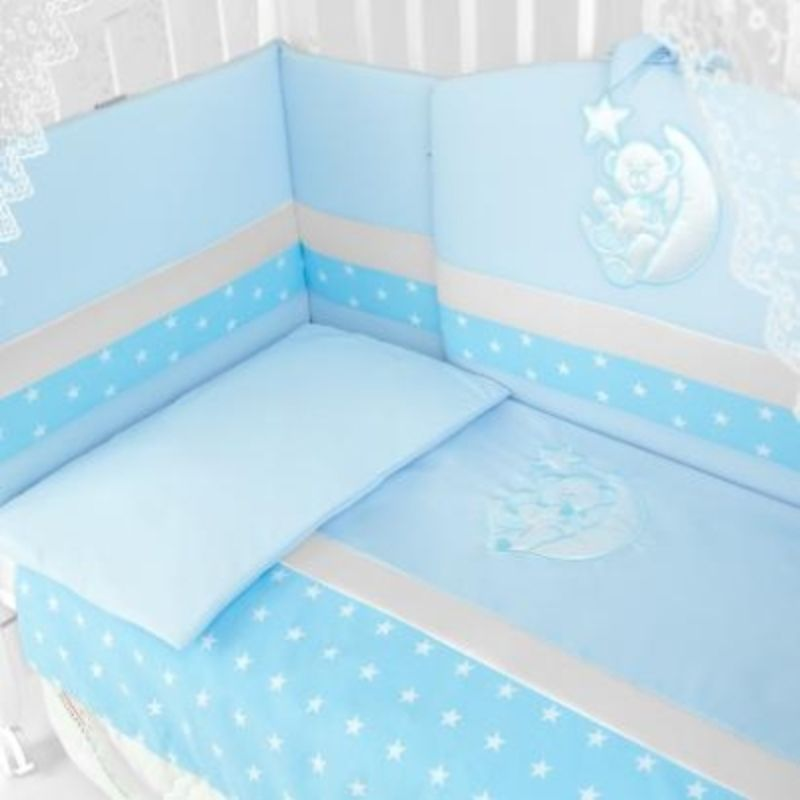 Комплект постельного белья Beatrice Bambini Unico Stella