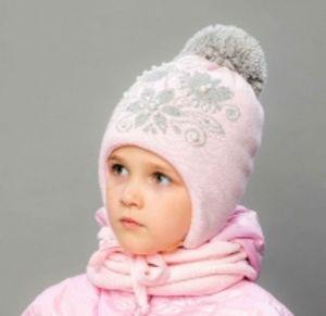 Комплекты для девочек зимние утепленные от ТМ Selfiewirk