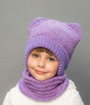 Комплекты зимние для девочек от Коллекции ТМ Selfiework