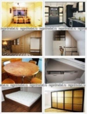 Корпусная мебель из ЛДСП