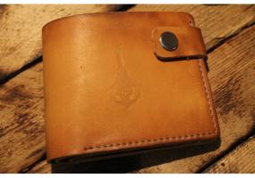 Кошельки, сумки, портмоне ручной работы из качественной кожи