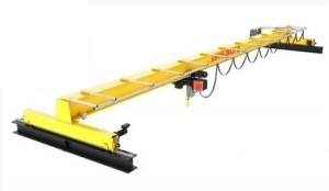 Кран мостовой электрический опорный (2 тонны)
