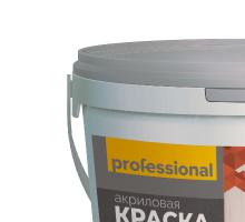 """Краска для внутренних работ белая РW202 ТМ """"Professional"""""""