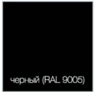 Краска порошковая ПЭ(PE) RAL 9005 глянец