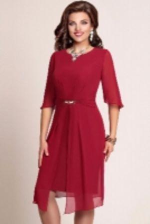 Красное платье Vittoria Queen