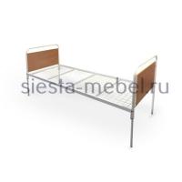 Кровать металлическая