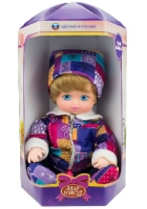Кукла Алиса озвученная