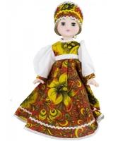 Кукла Василина Хохлома