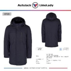 Куртка мужская с климат-контролем