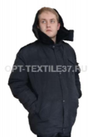 Куртка охранника зимняя