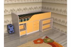 Кузя 2 кровать-чердак