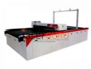 Лазерный станок с камерой для сублимации ткани 150Вт P1501M-1620VCS-100