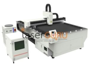 Лазерный волоконный станок для прецизионной резки металла SEKIRUS 0102M-1325CGD