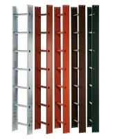 Лестница кровельная  алюминиевая для крыш «Zarges» (Германия).