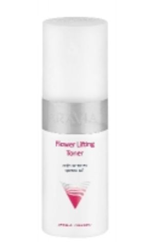 Лифтинг-тонер цветочный Flower Lifting-Toner, 150 мл, ARAVIA Professional