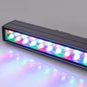 Линейный светодиодный прожектор RGB TR-LINE-1000XL-54W-24V