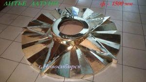Литье изделий из чугуна и цветных металлов