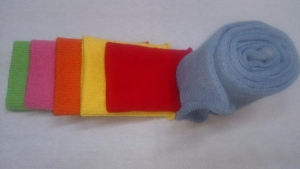 М012 Манжет для верхней детской одежды в ассортименте