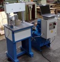Машина для испытания цементных образцов-балочек МИЦИС-300М