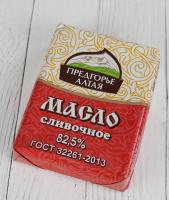 """Масло сливочное """"Предгорье Алтая"""" 82,5%"""