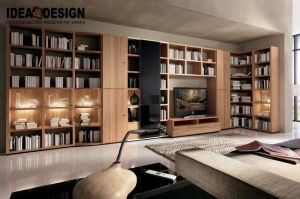 Мебель для библиотек на заказ