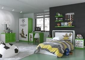 """Мебель в детскую комнату """"Футбол"""""""