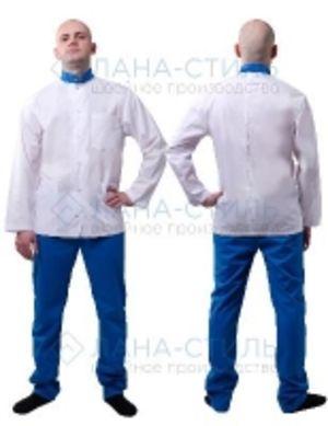 Медицинские костюмы и халаты оптом