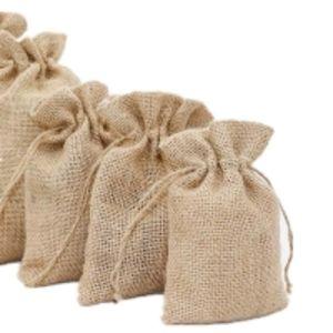 Мешок джутовый 15х20, 380гр/м2 (в упаковке 50 штук)