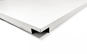 Металлическая кассета на скрытой подвесной системе