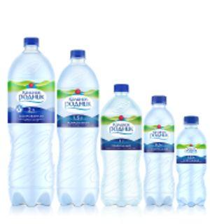 Минеральная газированная вода