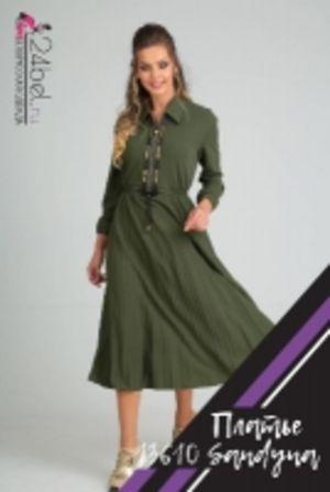 Модное платье сезона осень 2019