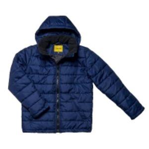 Мужская демисезонная куртка Classic Winter Navy